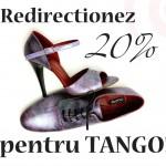Redirectionez 20 pentru tango